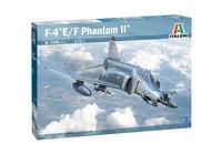 Italeri 1/72 F-4 E/F Phantom II