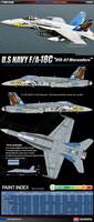 Academy 1/72 U.S. Navy F/A-18C