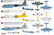 AZ 1/72 DeHavilland DH-103 Hornet F.Mk.3