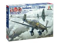 Italeri 1/48 Junkers Ju87B Stuka