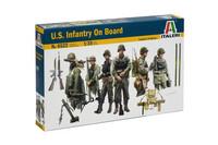 Italeri 1/35 U.S. Infantry On Board
