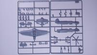 KÄYTETTY Zvezda 1/72 YAK-3 Soviet Fighter SNAP FIT