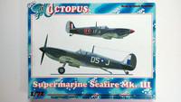 KÄYTETTY Octopus 1/72 Supermarine Seafire Mk. III