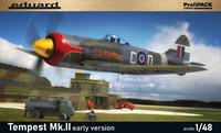 Eduard 1/48 Tempest Mk.II early version (Profipack)