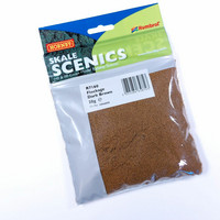 Humbrol Skale Scenics Flockage - Dark Brown 20g