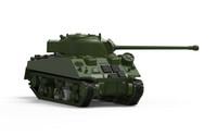 Airfix 1/72 Sherman Firefly Vc