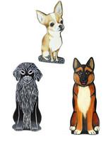 Koira talouspaperiteline