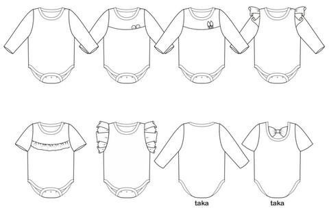 Kaisla&Kaius-bodykaavan pysyväislisenssi