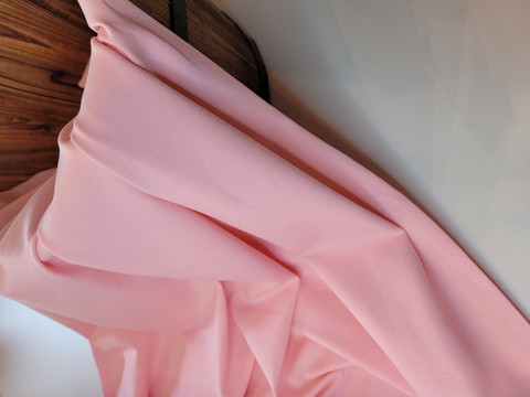 Trikoo, vaalea vaaleanpunainen