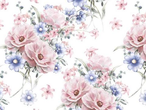 Sensitive flowers -trikoo