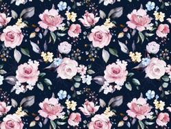 Posh flowers -trikoo