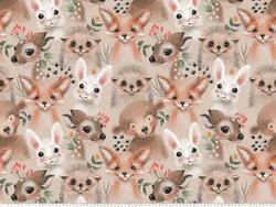 Veikeät eläimet -trikoo