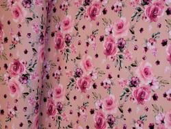 Romantic rose -trikoo, rose
