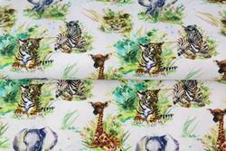 Wild animals -trikoo