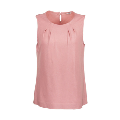ELLA trikootoppi, lempeä roosa