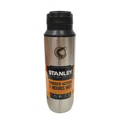 Stanley-termosmuki Kalastajan Kanavan logolla
