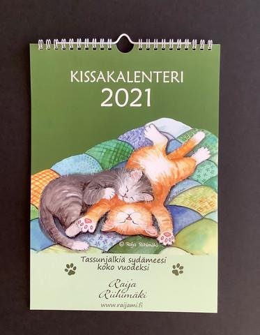 Kissakalenteri 2021