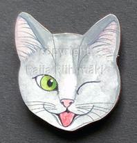 Kissanpäämagneetti nro 1