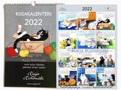 Kissakalenterit 2022