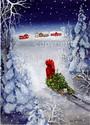 Yksittäiset joulukortit