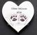 Kissamagneetti sydän nro 5