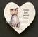 Kissamagneetti sydän nro 8