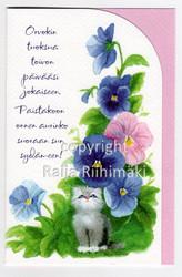 2-osainen kortti