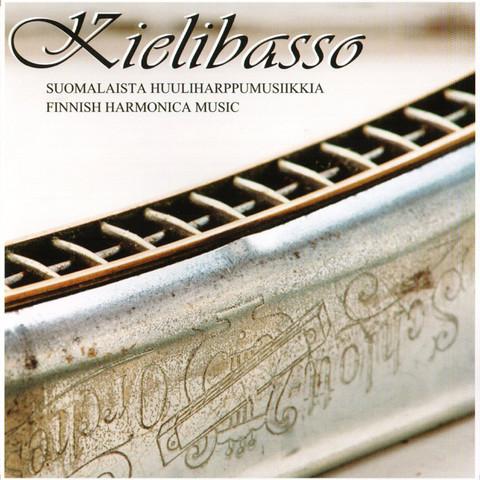 Kielibasso: Finnish Harmonica Music