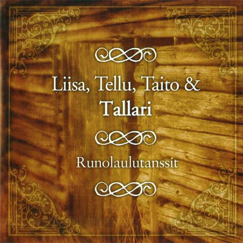Liisa, Tellu, Taito & Tallari: Runolaulutanssit