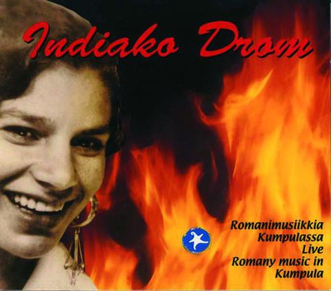 Indiako Drom. Romany music in Kumpula