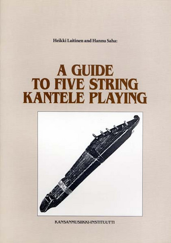 A guide to five string kantele playing