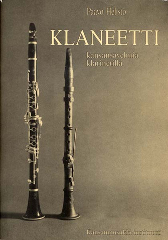 Klaneetti - kansansävelmiä klarinetilla