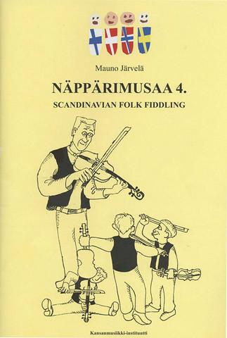 Näppärit: Näppärimusaa 4 - Scandinavian Folk Fiddling