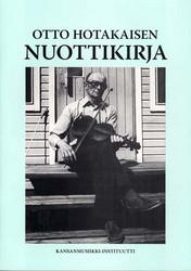 Otto Hotakaisen nuottikirja