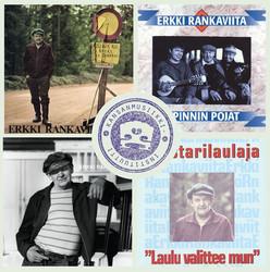 Mestarikansanlaulaja Erkki Rankaviita (1927-2009)