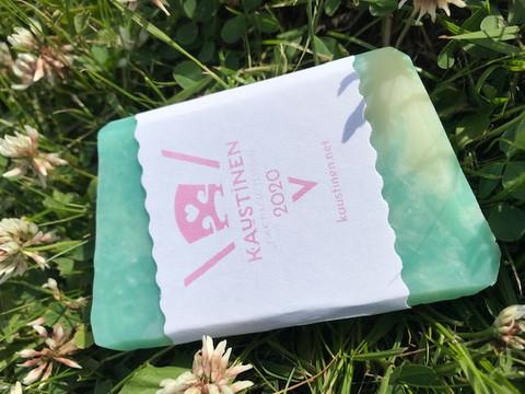 Birch festival soap