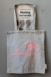 My Kaustinen -bag, light gray