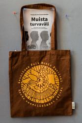 Tradilintu bag, rusty-brown
