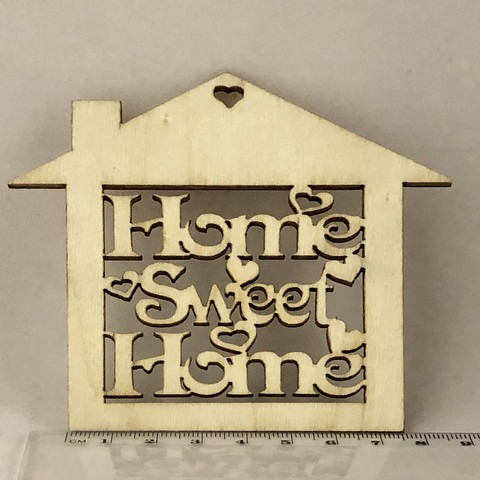 Home Sweet Home - kyltti