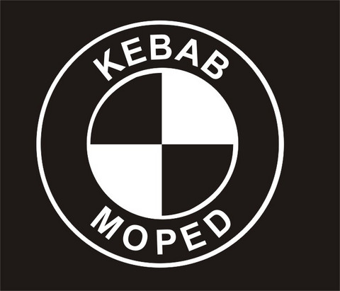 BMW KEBAB MOPED