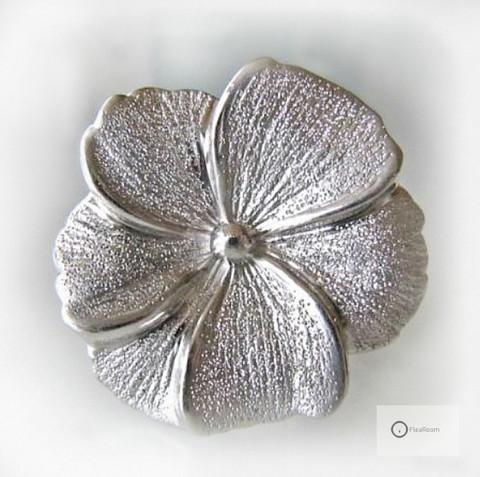 Hopeasormus Suuri Kukka Kelani