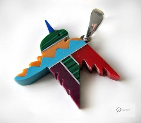 Riipus Värikäs Kolibri