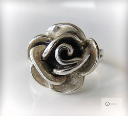 Hopeasormus Ruusu