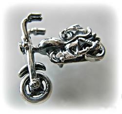 Hopeariipus Moottoripyörä