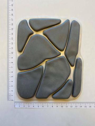 Hip pad square model