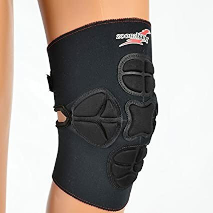 Knee pads for goalies