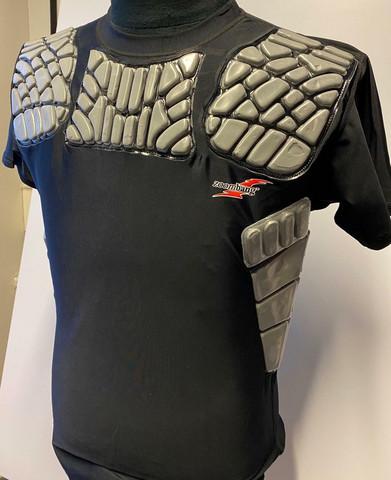 Goalie jersey 7pcs (short sleeves)