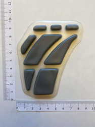 Pad for palm