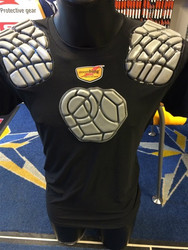 Referee protective jersey