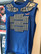 Harness racing jersey blue